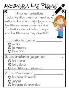 lectura para ninos de kinder en espanol m 225 s de 1000 ideas sobre fluidez de la lectura en pinterest