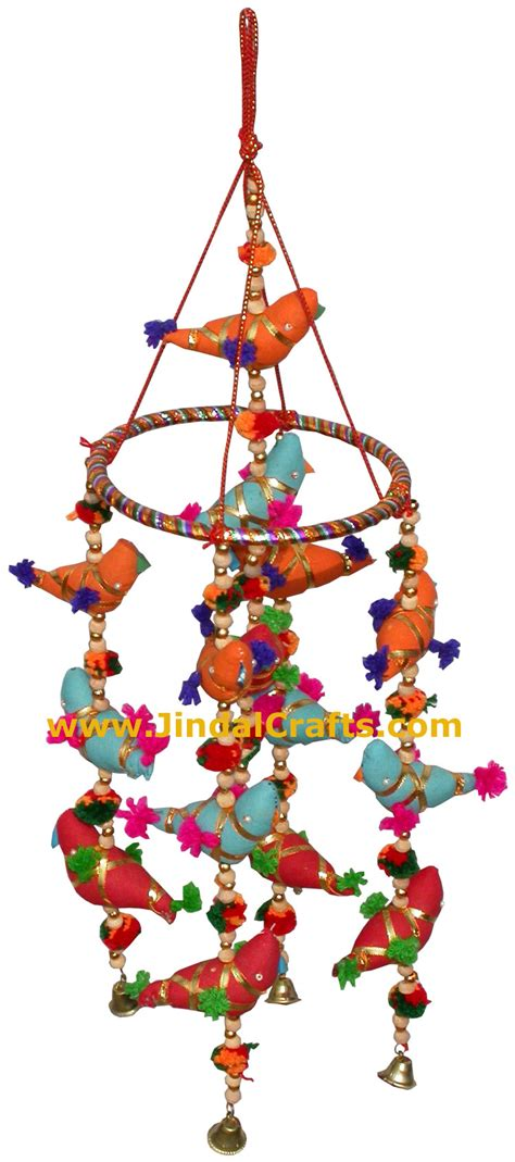 Home Decoration Items Birds Hanging Home Decoration Handicraft Gift Art India
