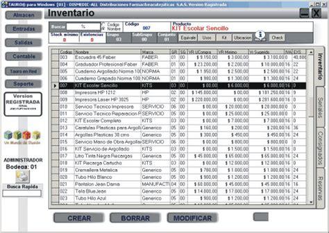 descargar control almacen en excel en portalprogramas descargar control almacen en excel en portalprogramas