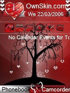 love themes s60v3 mobile theme movie many more fun july 2008