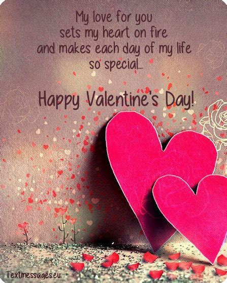 valentine day quote top 50 sweet valentine s day messages for him boyfriend