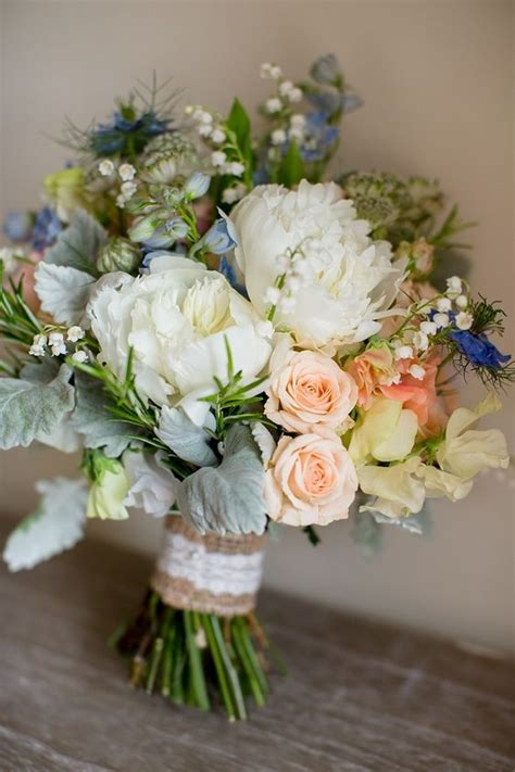 Flower Bouquets For Brides by Luxe Wedding Peony And Flower Bouquets On