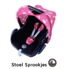 Maxi Cosi Priori Replacement Straps by Stoelhoes Ster Fuchsia Zomerhoes Autostoelhoes Maxi