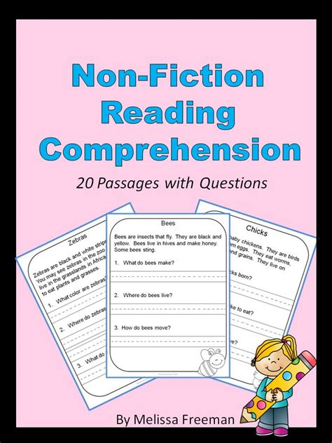 reading comprehension test ncae 74 best images about comprehension on pinterest first