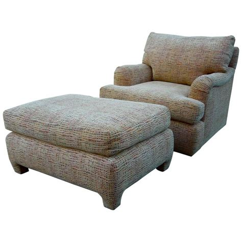 chair with matching ottoman swivel club chair and matching ottoman designed by gina b