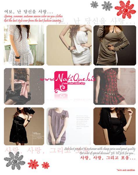 template brochure clothing 45 amazing fashion brochure design exles designmodo