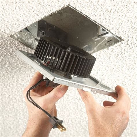 how to put an exhaust fan in a bathroom how to install an exhaust fan