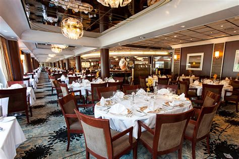 crystal dining room crystal cruises crystal society cruise loyalty program