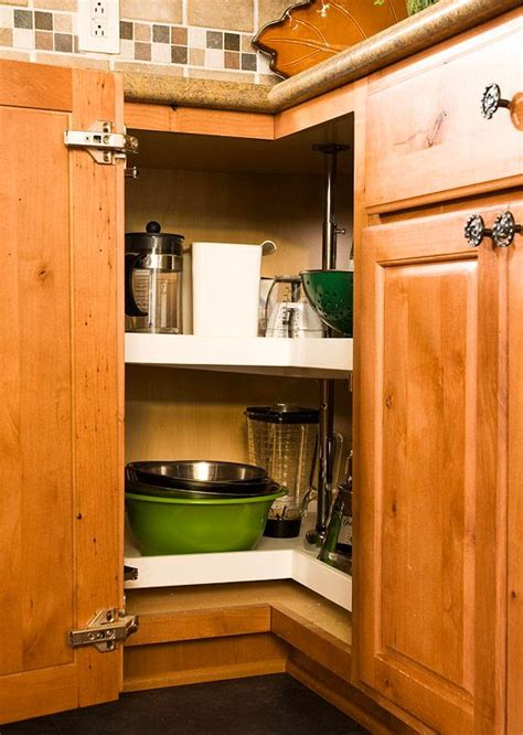 corner kitchen cabinet organization ideas 25 kitchen organization and storage tips toaster corner
