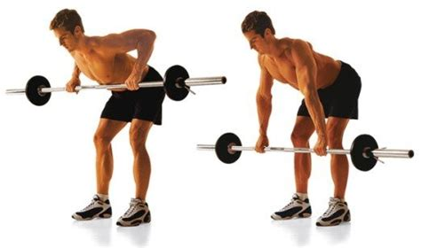 bench over row issues with bent over row fitness