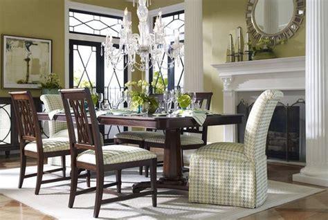 ethan allen dining room ethan allen elegance dining room dinner table is set pinterest