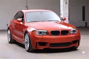 valencia orange metallic bmw 1m cars for sale