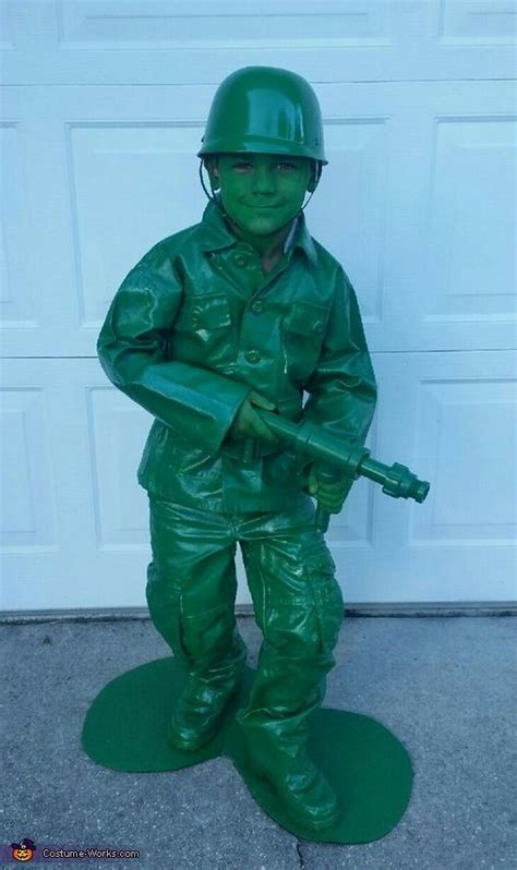 toy soldier  toy story halloween costume contest