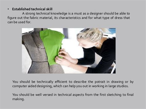 fashion design facts facts to be known to become a fashion designer