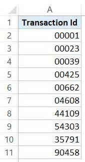 java pattern leading zeros how to add leading zeroes in excel all you need to know