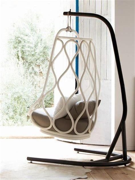 swing seat design rattan garden swing seat n 193 utica by juan jos 233 lauroba
