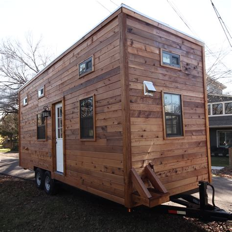 tiny house cabin nomadic cabin tiny house tour