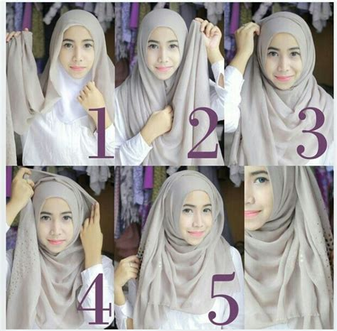 video tutorial hijab simple casual 17 best images about hijabs on pinterest simple hijab
