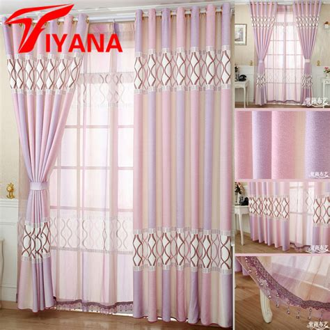draped shade curtain modern gradient color striped curtain drape shade curtain