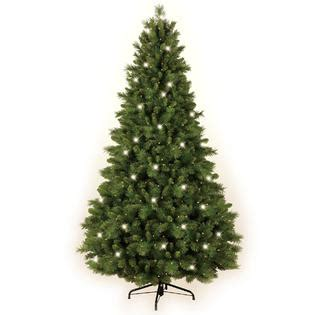 7 5 pre lit dual color valley pine tree sears