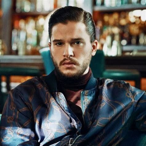 Hair Style Kit by Kit Harington Haircut