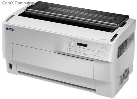 Jual Printer Dot Matrix by Specification Sheet C11c605011bz Epson Dfx 9000 Dot