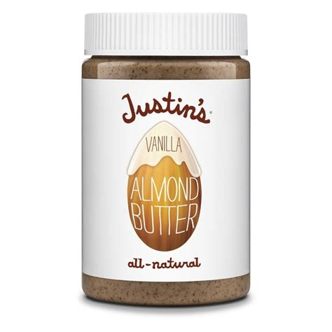 From The Supermarket Almond by Justin S Almond Butter Vanilla From Whole Foods Market