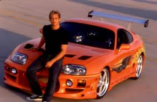 Walker Toyota Used Cars Toyota Supra Driven By Paul Walker To Be Auctioned On May