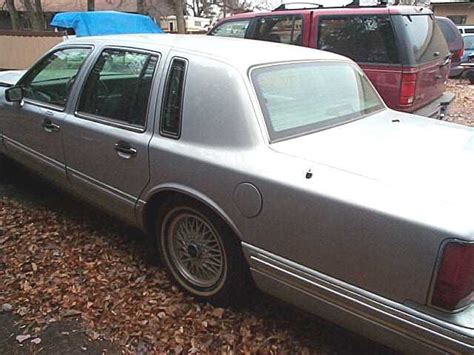 1994 lincoln town car automatic transmission 19820758
