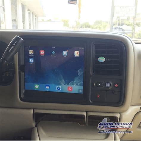 in car dash premium in dash vehicle integration