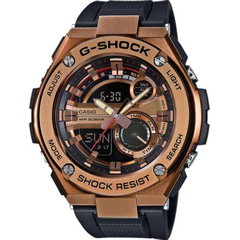casio g shock g steel gst 210b 4a reseller jam