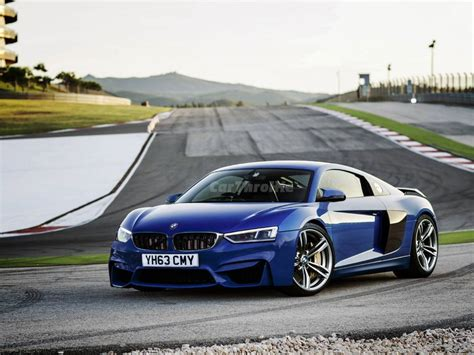 audi r8 4 2 vs 5 2 bmw m4 and audi r8 offspring doesn t look pretty