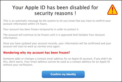 apple email login beware the latest apple id phishing attack ask dave taylor