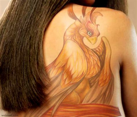 best phoenix tattoo designs design 21