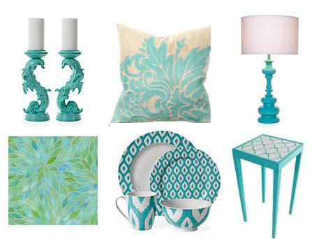 turquoise home decor accessories turquoise interior design interior designing ideas
