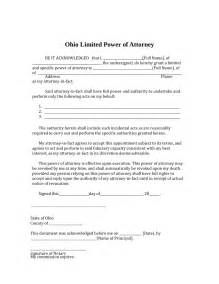 Temporary Power Of Attorney Template temporary power of attorney template business plan template