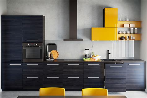 ikea new kitchen cabinets 2014 ikea s sektion is exploding with color