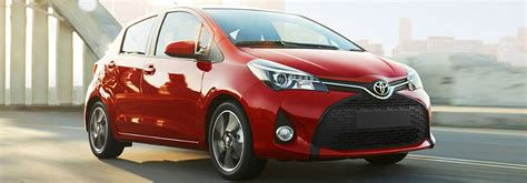 Toyota Yaris Suspension 2017 Toyota Yaris Performance And Technology Features