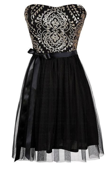 Black Gold Sequin Dress W8242usi D black and gold dress black and gold dress