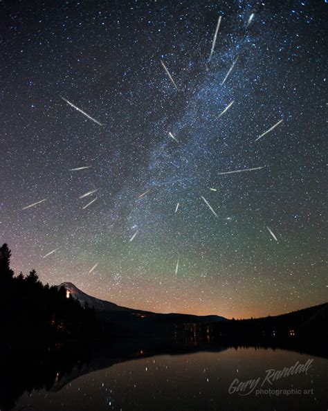 Recent Meteor Shower by Perseid Meteor Shower 2012 And Gentlemen I Give