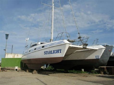 prout quasar catamaran for sale 1986 prout quasar 50 catamaran boats yachts for sale