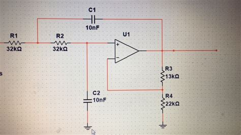 circuit design contest questions op circuit design question low pass filter