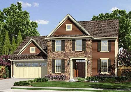 traditional two story house plans traditional two story home plan 39169st architectural designs house plans
