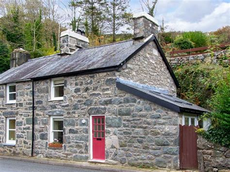 Harlech Cottages by Delfod Cottage In Harlech This End Terraced Cottage Is