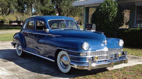 1948 Chrysler New Yorker by 1948 Chrysler New Yorker L161 Kissimmee 2016