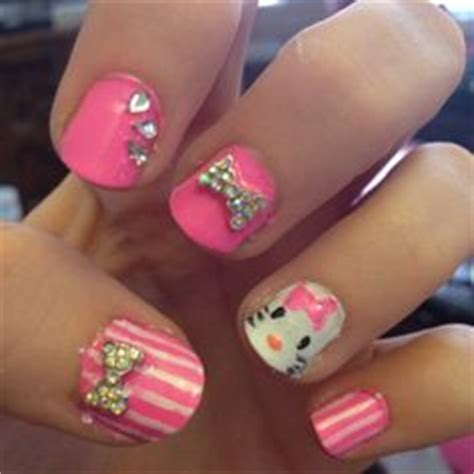 images   kitty fashion nails