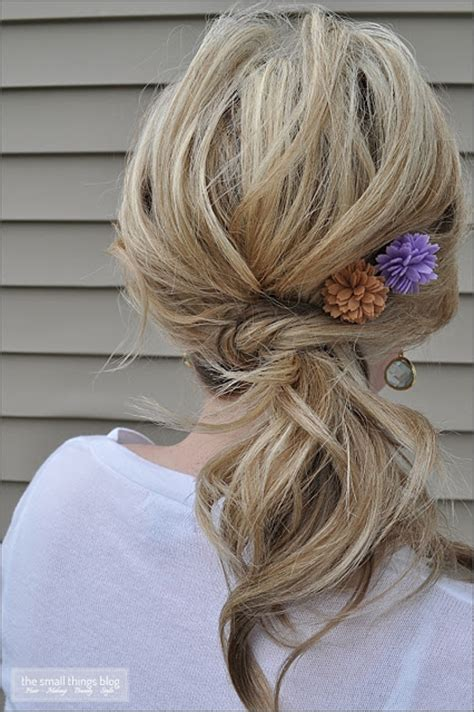 cute hairstyles in 10 minutes 18 cute and easy hairstyles that can be done in 10 minutes