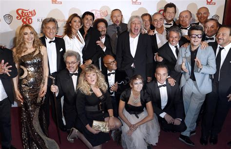 thomas langmann salaire les stars des ann 233 es 80 au grand rex pour f 234 ter leur film