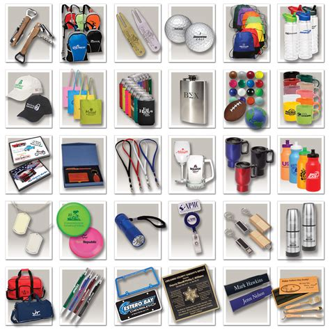 Custom Giveaways - promotional products
