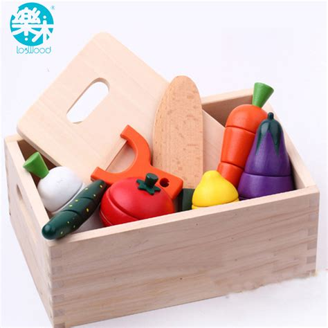 Popular Wooden Fruit Toys Buy Cheap Wooden Fruit Toys lots